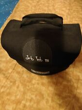 Brompton mini O-bag nera - usata pochissimo