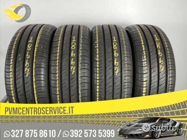 Gomme usate 185 60 15 KHUMO 18667