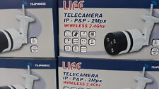 Telecamera wireless ip66 2mpx