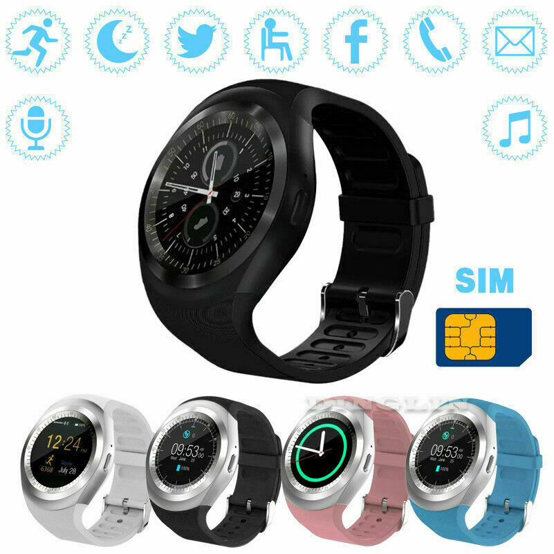 Smart Watch Phone per iPhone Android 2