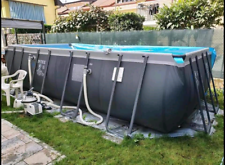 Piscina Intex 5.49 x2.74x 1.32