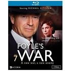 Foyle's War: Set 7 (Blu-ray Disc, 2013, 2-Disc Set)