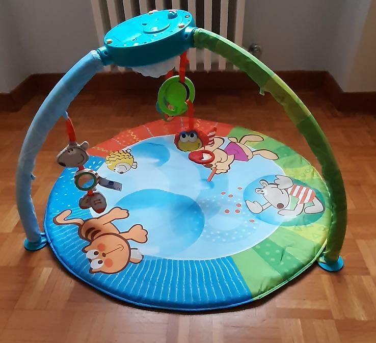 Tappeto palestra Bubble Gym - Chicco