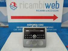 Ford focus '07 autoradio sony completo di consolle (ag)