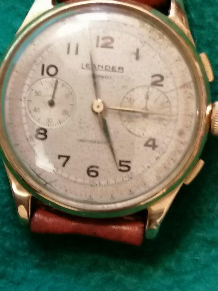 Cronografo oro vintage