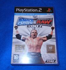 Smackdown VS Raw 2007 - PS 2