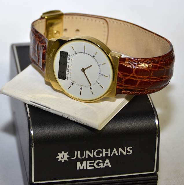 Junghans Mega 025 4151 nuovo
