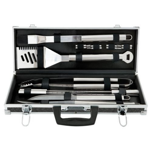 Top 6 Mr Bar B Q Stainless Steel Barbecue Tool Sets Ebay