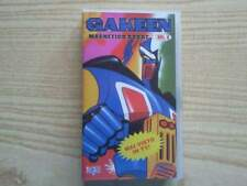 Gakeen Magnetico Robot (VHS 6-7-8)