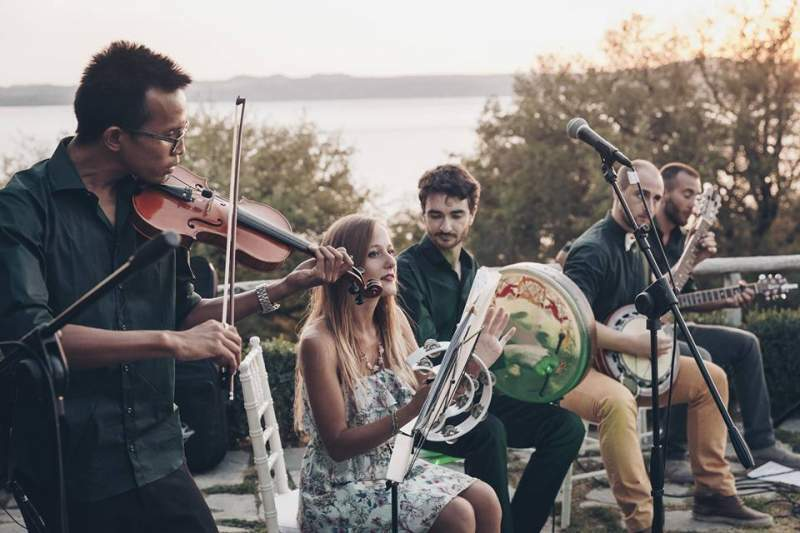 Eventi Matrimoni Folk irish music - musica irlandese da ballare
