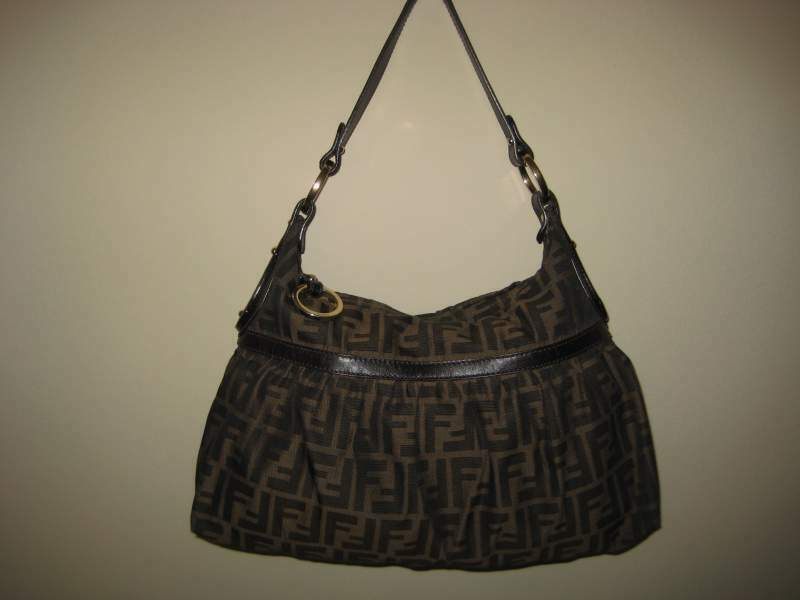 Borsa Fendi chef bag originale