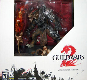 Guild Wars 2: Collector's Edition (PC: Windows, 2012)