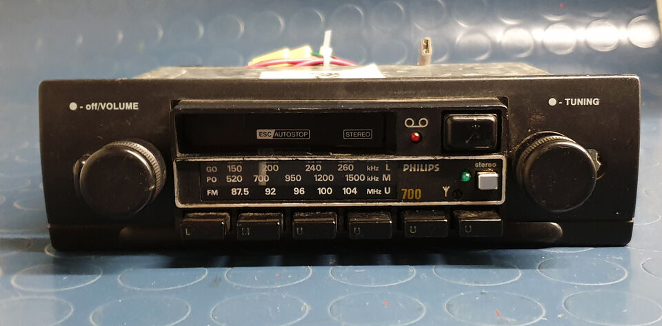 Autoradio Philips 22AC700-50
