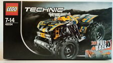 LEGO Technic 42034 Quad con retrocarica