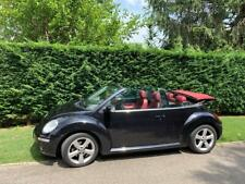 VOLKSWAGEN New Beetle - 2007- Limited Red Edition