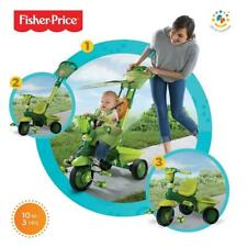 Triciclo Fisher-Price Royal Verde