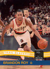 Panini Brandon Roy Basketball Trading Cards