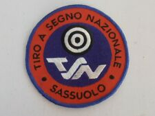 T.s.n. sassuolo - embroidered patch