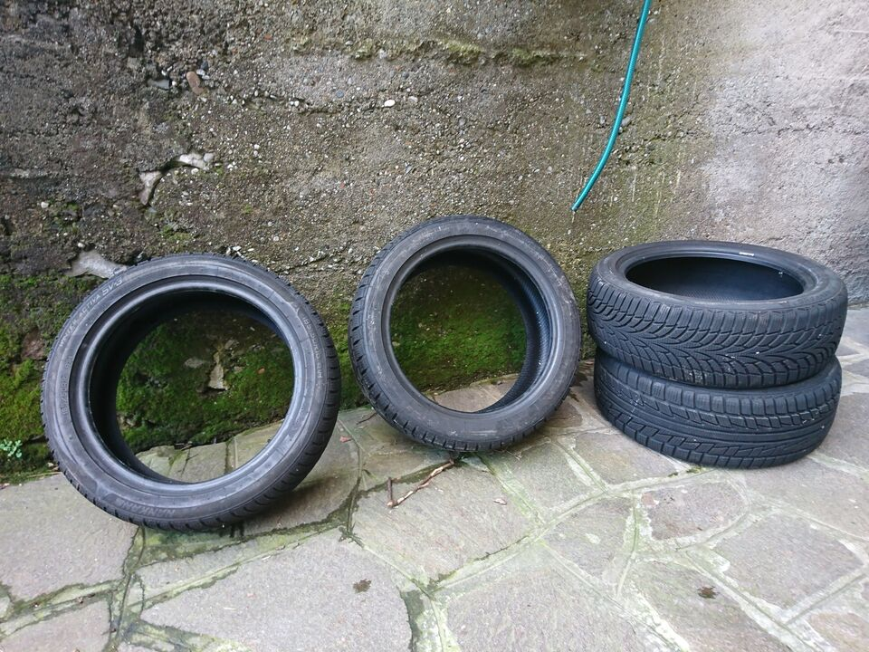 Gomme Invernali usate Smart