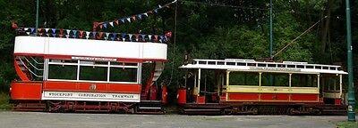 Model Tram Shop