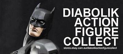 Diabolik Action Figure Collect