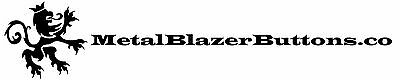 Metal Blazer Buttons Dot Co