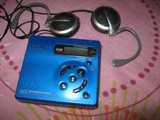Registratore mini disc md sony walkman recording mz-r501