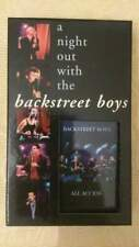 VHS a night out with the Backstreet Boys