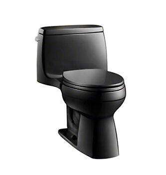 the kohler k3810 also known as the santa rosa toilet provides most of the features consumers need in a design this toilet has a smaller