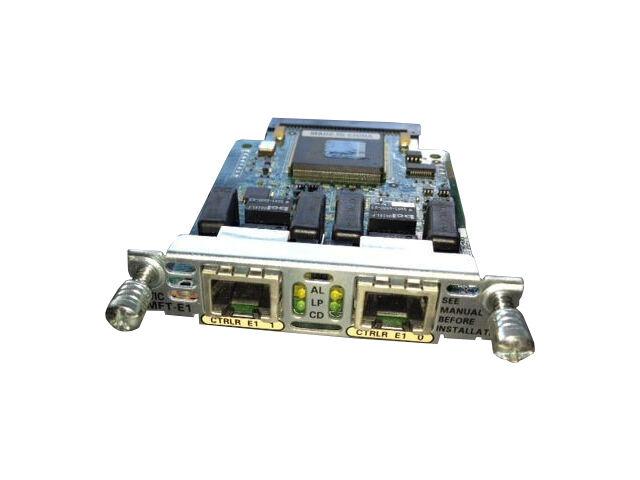 Cisco VWIC-2MFT-E1 Voice Interface Card