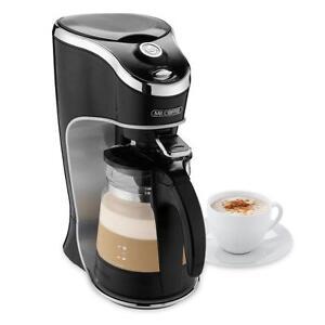 Mr Coffee Cafe Latte Reviews
