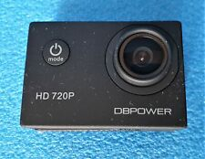 """Action cam """"db power"""" hd 720 d"""