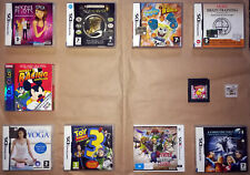 Giochi Nintendo Wii Gamecube Game Boy Color DS 3DS