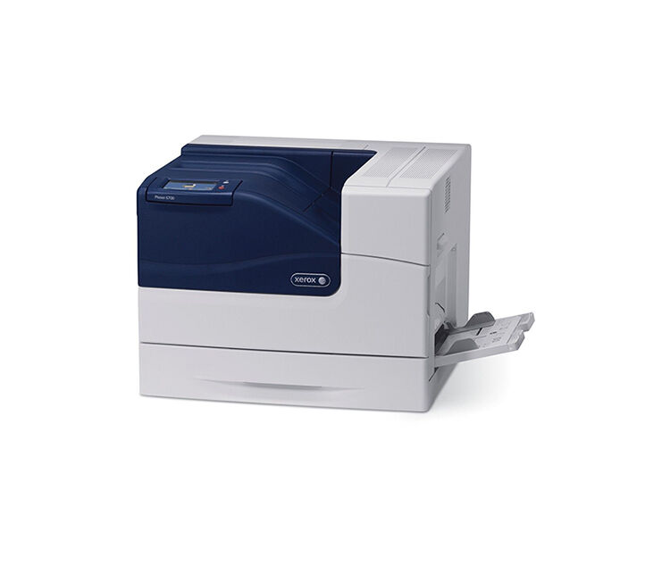 the xerox phaser 6700dn color laser printer produces a high volume output at a print speed of 47 pages per minute it also boasts a low claimed running