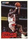 Fleer Michael Jordan Ungraded Basketball Trading Cards