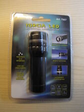 Torcia a led con zoom