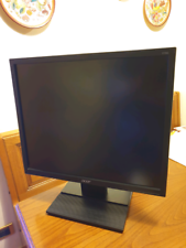 """Monitor PC computer LCD ACER V196L 19"""" format 4/3"""