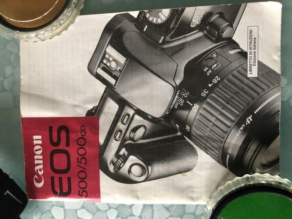 Canon EOS 500 8