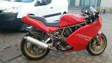 Moto ducati 900 supersport