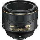 Nikon 1 NIKKOR 58mm Focal Camera Lenses