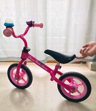 "Bici bimba Chicco ""pink arrow"" e monopattino bimba Decathlon"