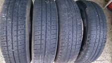 Kit di 4 gomme usate 195/75/16 C Masterstel