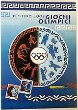 Folder Giochi Olimpici Pechino 2008