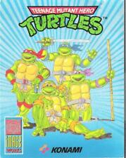 Cassette giochi TURTLES x Commodore 64-Amiga-Spectrum-Atari