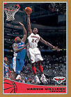 Topps Marvin Williams Basketball Trading Cards