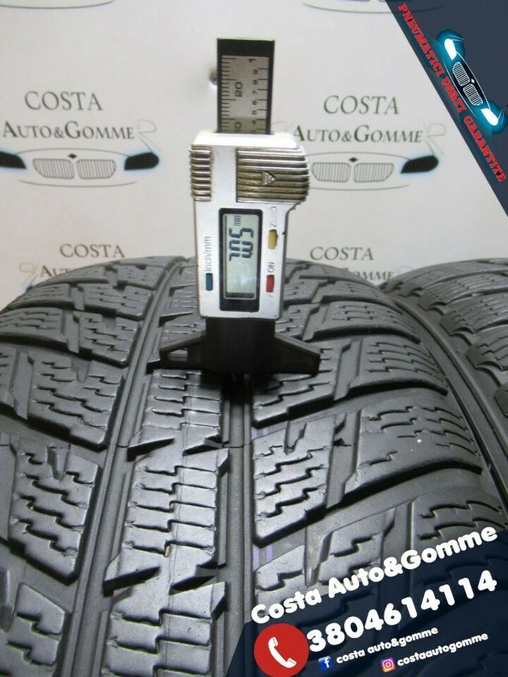 Gomme 235 55 20 Nokian 90% 2017 235 55 R20 4