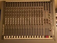 Mixer soundcraft spirit live 16 canali