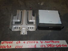 Caricatore cd con staffa montaggio honda civic 39540-smg-e010-m1