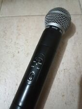 Shure sm58 microfono wireless model no. t2