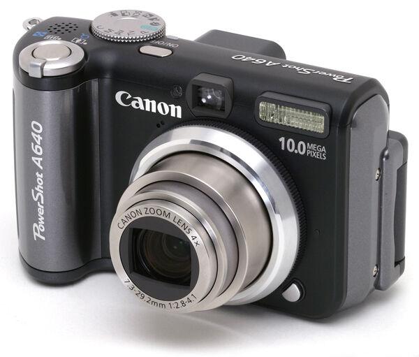 Canon A640